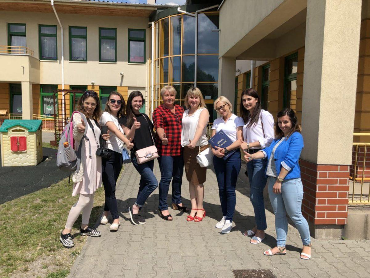 Подорож Ecokids  по садочках Європи, наш європейський досвід